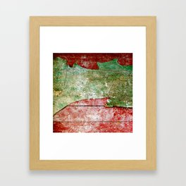 Warm Hugs Framed Art Print