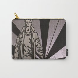 The Transcending Man Carry-All Pouch