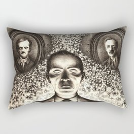 Per Aspera ad Astra (2013) SEPIA VARIANT Rectangular Pillow