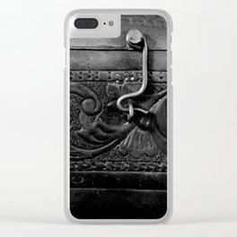 FANTINE (VINTAGE) Clear iPhone Case