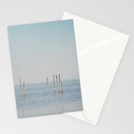 the Étang de Vaccarès ... Stationery Cards