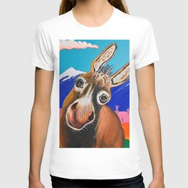 Happy Donkey T-shirt