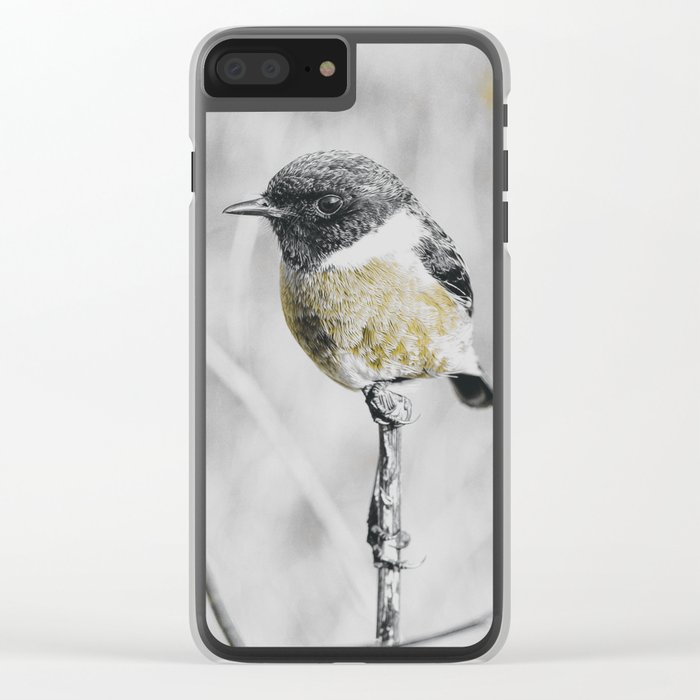 BIRD Clear iPhone Case