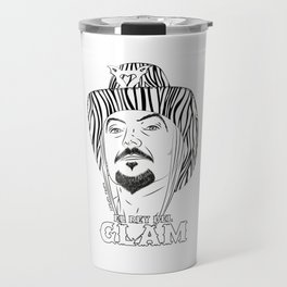 El Rey del Glam Travel Mug