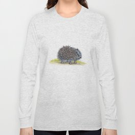 Hedgehog Long Sleeve T-shirt