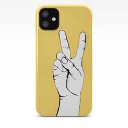 Peace I iPhone Case