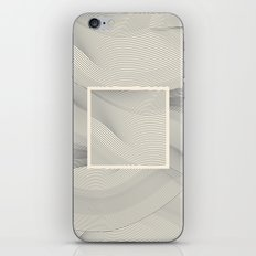 think out of the box II iPhone & iPod Skin