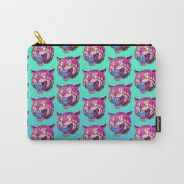 Floppy Disk Tiger Carry-All Pouch