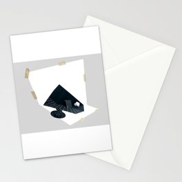 HOLOGRAM #000 Stationery Cards