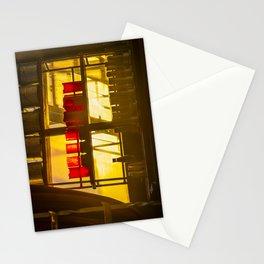 Backlit Glass Stationery Cards