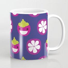 Dotty Mangosteen II - Singapore Tropical Fruits Series Coffee Mug