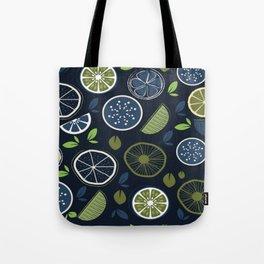 Fruit Slices Tote Bag