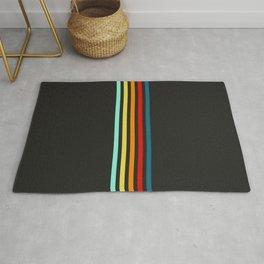 Einherjar - Multicolor Stripes Rug