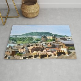Scarborough Front Rug