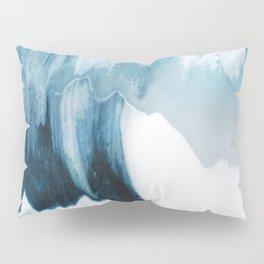 Free Wave Rising Pillow Sham