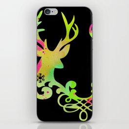 Couple of Deer iPhone Skin