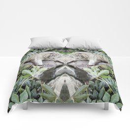 The Snow in the Jungle Comforters