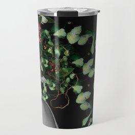 Lady Flowers X Travel Mug