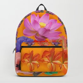 Gold Bouquet Backpack
