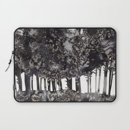 mystery forest Laptop Sleeve