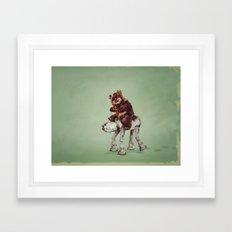 Star Wars Buddies 2 Framed Art Print