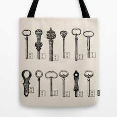 Usb Keys Tote Bag