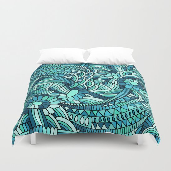 Sea breeze Duvet Cover