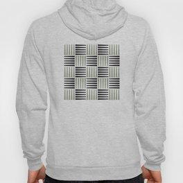 Midcentury crosshatch pattern Hoody
