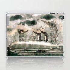hail to the thief Laptop & iPad Skin