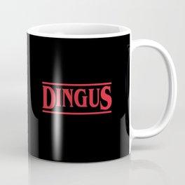 Strange Dingus Coffee Mug