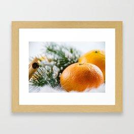 Christmas time #society6 #decor #buyart Framed Art Print