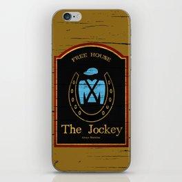 The Jockey - Shameless iPhone Skin