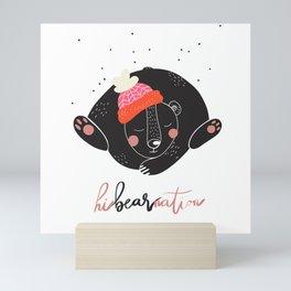 Bear Mini Art Print