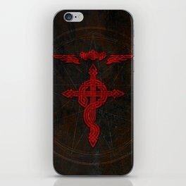Full Celtic Alchemist iPhone Skin