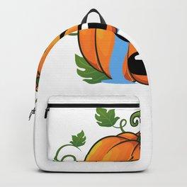 pumpkin cry Backpack