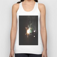 sparkle Tank Tops featuring Sparkle by Alyson Cornman Photography