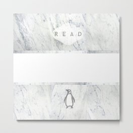 penguin x classic  Metal Print