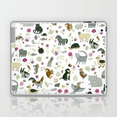 Animal Chart Laptop & iPad Skin