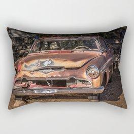 Desoto Fireflite Sportsman  Rectangular Pillow