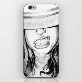 Cabrallin' iPhone Skin