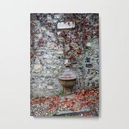 Acqua Potabile Metal Print