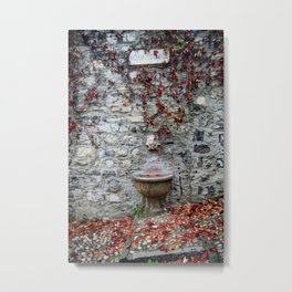 Acqua Potabile Metal Print