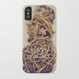 CircleCircleCircle iPhone Case