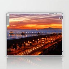 Hilton Waterfront Beach Resort Sunset   Laptop & iPad Skin