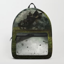 Cyclone-tornado Backpack