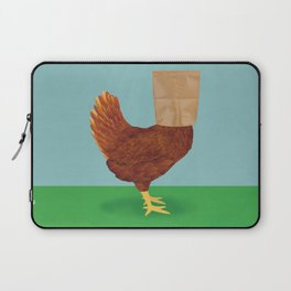 Don't Eat Anything With A Face Laptop Sleeve