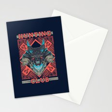 Hunting Club: Abyssal Lagiacrus Stationery Cards
