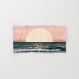 Summer Sunset Hand & Bath Towel