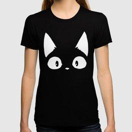 Jiji Kiki's Delivery Service Cat T-Shirt Anime Dragon Ball Cowboy Bebop No Face Calcifer Kuroko T-shirt
