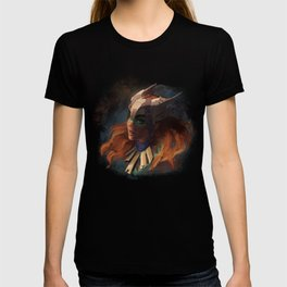 Huntress Of The Frozen Wilds T-shirt
